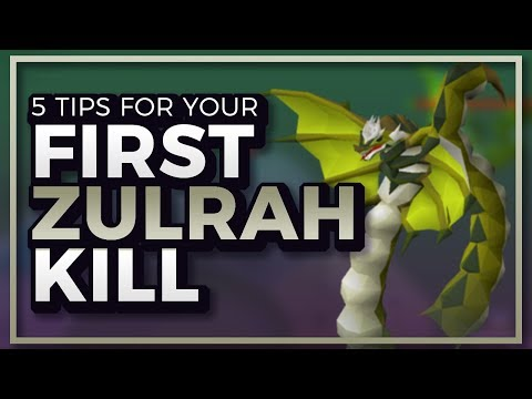 5 Tips for Your First Zulrah Kill (OSRS)