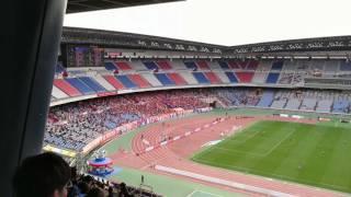 2017年3月18日 J1リーグ第4節 横浜F・マリノスvsアルビレックス新潟 1-1.