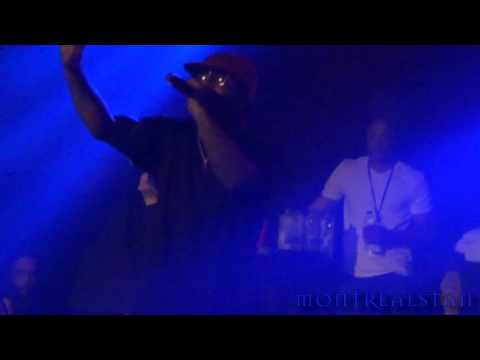 """Royce Da 5'9"""" - Above The Law (Live at Le Belmont in Montreal)"""