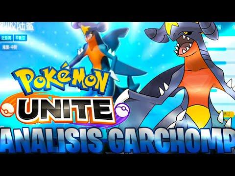 Analisis Garchomp Pokemon Unite Youtube
