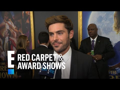 """Zac Efron Talks """"Electricity"""" With Zendaya in """"Greatest Showman"""" 
