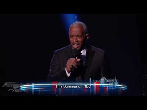 Shanice and Maurice Hayes  Sing Mariah Carey s Anytime You Need a Friend   AGT Semifinals