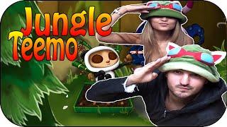 2 Teemo Trolls zusammen im Walde - Jungle Teemo