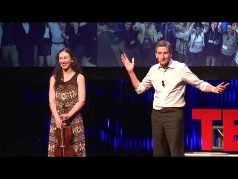 Entrepreneurship Education in Action | Tom Byers with Deanna Badizadegan | TEDxFargo