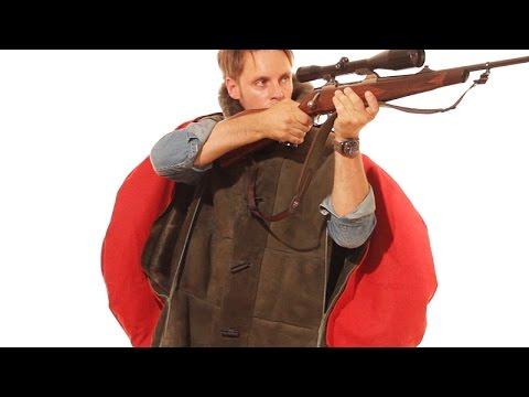 Vorschau: PRODUKT CHECK - Dittrich Jagdbekleidung - Überwurf, Ansitz- und Schlafsack aus feinstem Lammfell