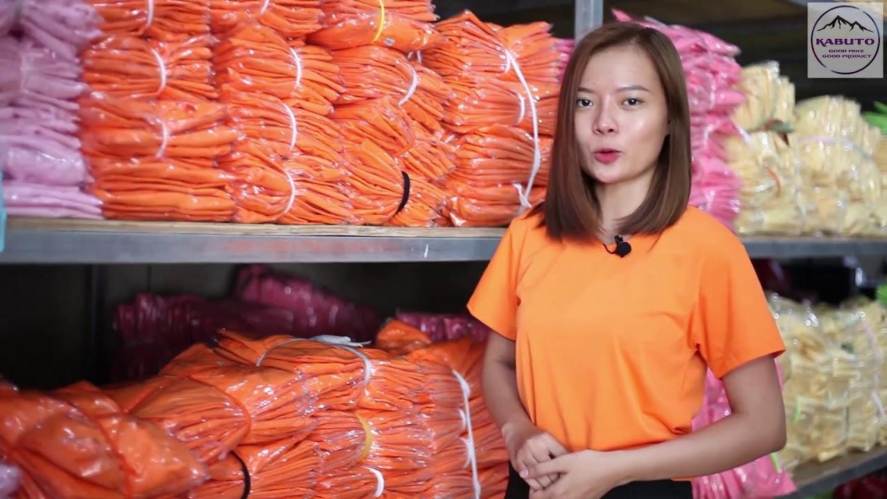 Xưởng may KaBuTo chuyên sỉ lẻ áo thun trơn – 0937.895.891