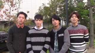 CNBLUE×2014 FNC KINGDOM IN JAPAN  STARLIGHT