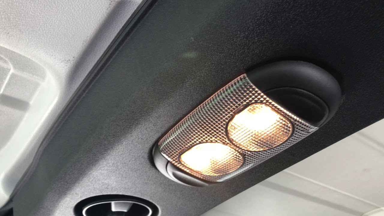 Jeep Wrangler Interior Lights How To Turn On Off