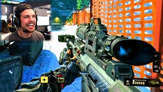 BLACK OPS 4: SNIPER GAMEPLAY !! (Call of Duty: BO4)