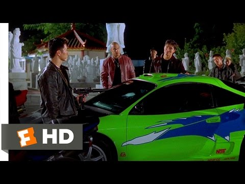 The Fast and the Furious 2001  Meet Johnny Tran  310  Movies
