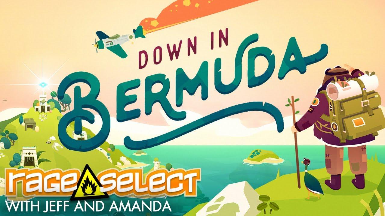 Down in Bermuda (The Dojo) Let's Play