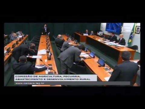AGRICULTURA, PECUÁRIA, ABASTECIMENTO DESENV. RURAL - Reunião Deliberativa - 09/08/2017 - 10:40