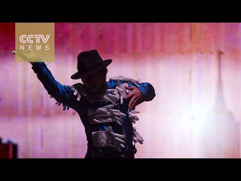 Chinese farmer's version of Michael Jackson hit on Internet