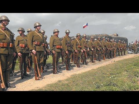 Armádní cvičení Milostovice 1938