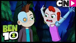 Ben 10 | Ben and Gwen Go Back to the Future| Ben Again and Again | Cartoon Network