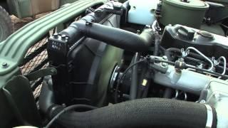 Kia Military Vehicles, Products PR Film, 2010 - English