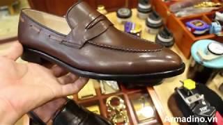 Giày không dây siêu đẹp tại Armadino AG018