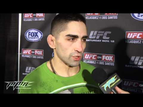 Ricardo Lamas Briefly Considered Withdrawing From UFC on FOX Fight