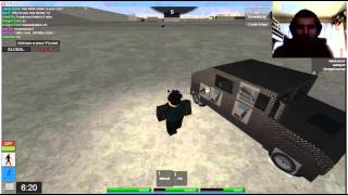 Roblox Apocalypse Rising - When A Noob Finds An Abandoned Car