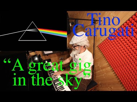"""Lezione di Piano n.219: Pink Floyd: """"A great gig in the sky"""", tutorial"""