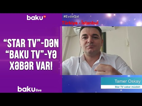 """""""STAR TV""""-DƏN """"BAKU TV""""-YƏ XƏBƏR VAR!"""