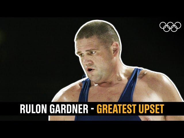 The Fall of a Wrestling Legend  - Rulon Gardner vs. Aleksandr Karelin!