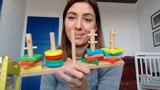 Кращі іграшки з Aliexpress дерев'яні іграшки з Алиекспресс / дитяче Aliexpress