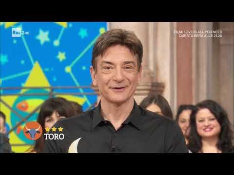 L'oroscopo di Paolo Fox - I Fatti Vostri 13/02/2020