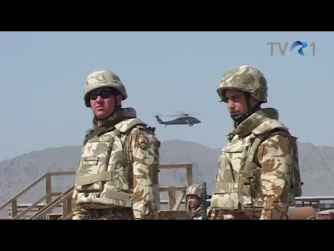 Jurnal de front: 10 ani în Afganistan - prima parte (@TVR1)