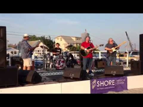 Bobby Campanell Band with Danny Eyer on Guitar & Vocals, Ron on Drums & Tony on Bass