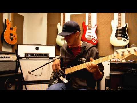Mojotone 50 Watt Bass Amp Kit Demo - Greg Taylor