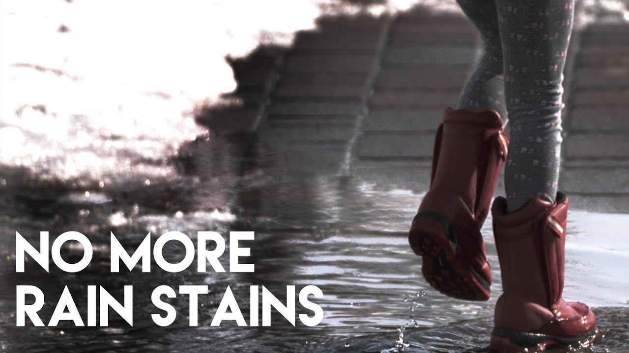 how to get rid of mud stains quick easy youtube