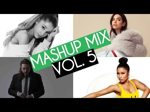 Best Pop Mashup Mix Vol. 5 (2018)