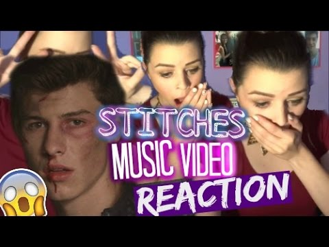 Stitches - Shawn Mendes // Music Video Reaction