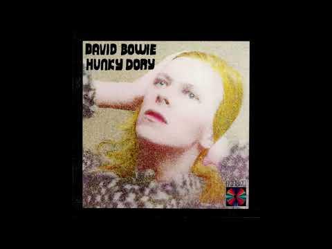 David Bowie   Hunky Dory 1971   Full Album