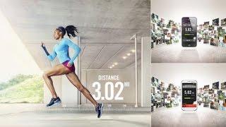 видео Сайты для бега: Nike+
