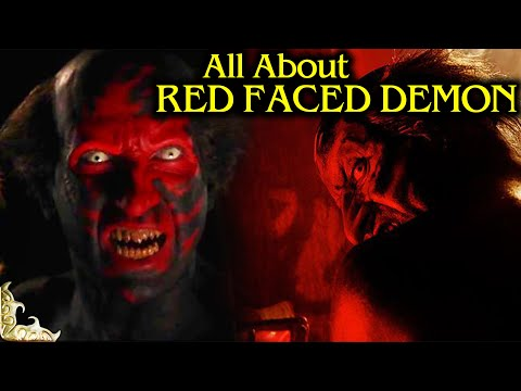 All About Red Faced Demon Of Insidious 2010 Movie Monsters Youtube
