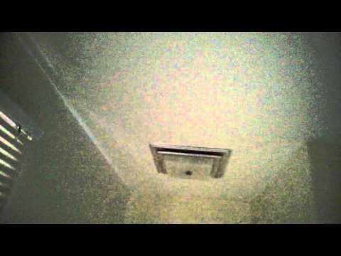 Mid-1960's NuTone Vent-A-Lite 8672 bathroom exhaust fan and NuTone ...