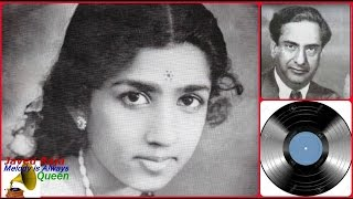 LATA JI.Film-MAJBOOR-1948-Piya Milne Ko Aa-[ 4th Great Song  78 RPM ]
