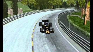 Mod Formula 1 1972 season CREW F1 Seven GP Race all