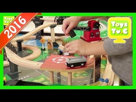 Best Toys for Kids Universe of Imagination Table train avec métro ...