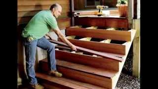 Лестница своими руками. Лестница для террасы – красота своими руками(Лестница своими руками. Думаете как сделать Лестницу для террасы своими руками ? Посмотрите это видео возмо..., 2015-04-03T20:31:59.000Z)
