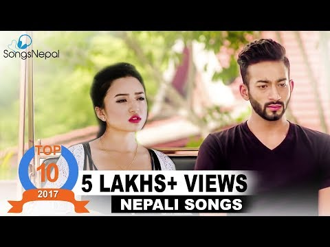 Hit Nepali Songs Crossing 5 Lakhs Views in 2017 | Popular Nepali Songs Collection 2018