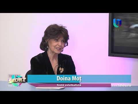TeleU: S-a stins Doina Moț