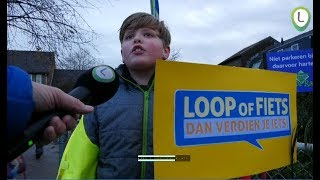 Cycling4school op de Rank/></a>