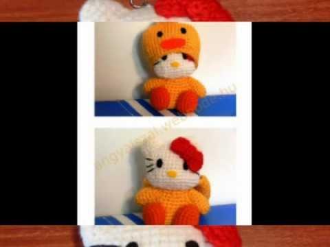 Horgolt Amigurumi Nyuszi : Amigurumi wedding bears crochet pattern amigurumi patterns