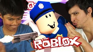 WE ARE THE MOST SUBNORMAL POLICE OF ROBLOX !! - Roblox Jailbreak