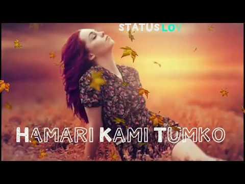 Hamari Kami Tumko Mehsoos Hogi || Female || Whatsaap Status Video