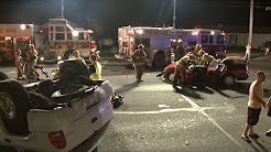 Auto Extrication; Fullerton Avenue in Whitehall, PA. | 06.30.14