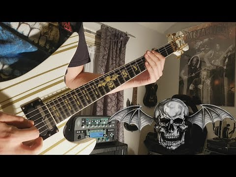Hail to the King (Avenged Sevenfold) - Guitar Cover [HD]